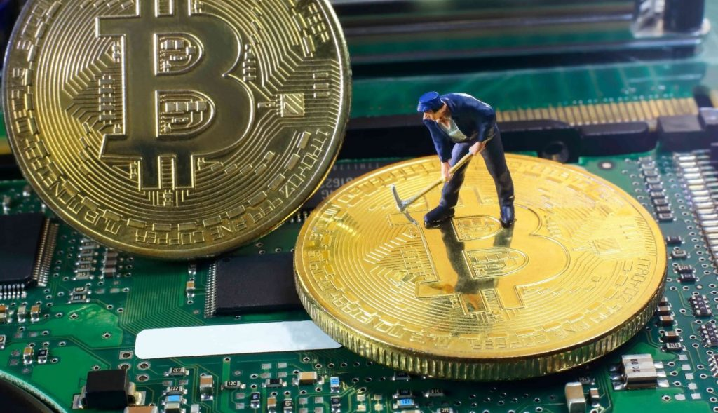 Đào coin, tiền ảo kiếm tiền tại nhà hiệu quả