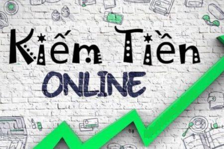 kiếm tiền online hiệu quả
