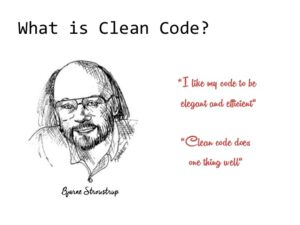 clean code tiếng việt