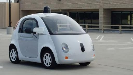 trí tuệ nhân tạo:ô tô tự lái