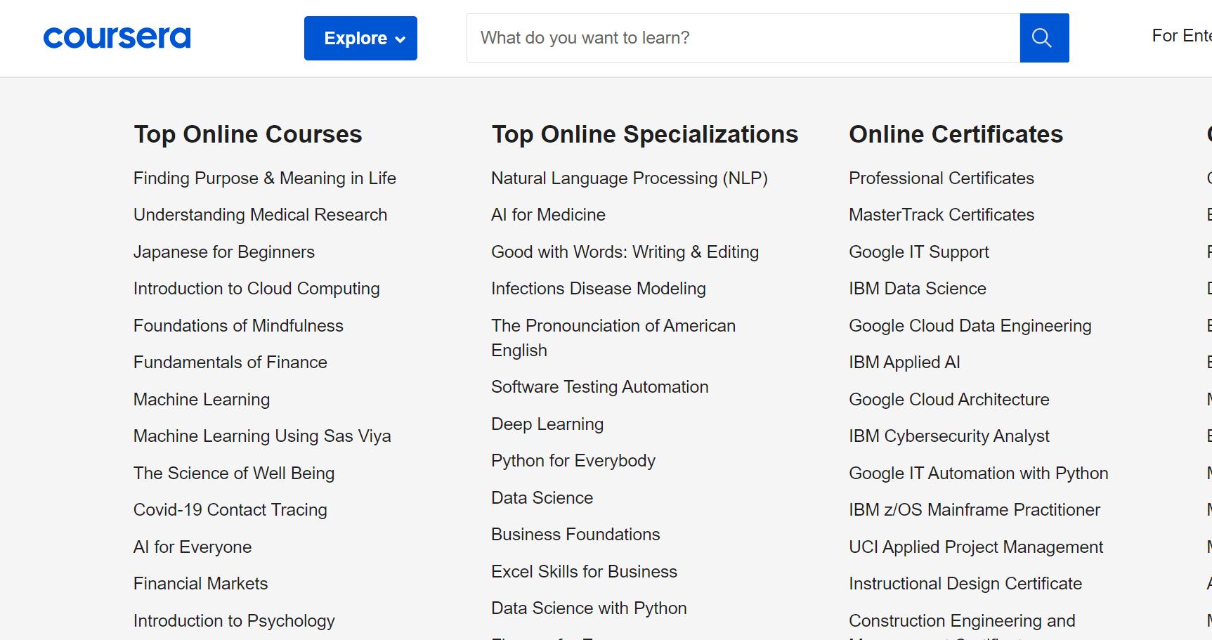 Coursera lập trình