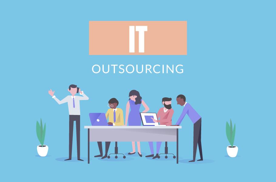 công ty outsource và product
