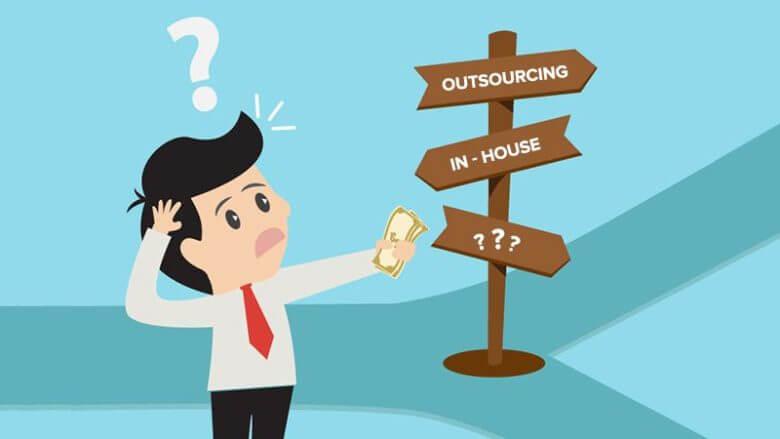 Lịch sử hình thành và phát triển của Outsourcing