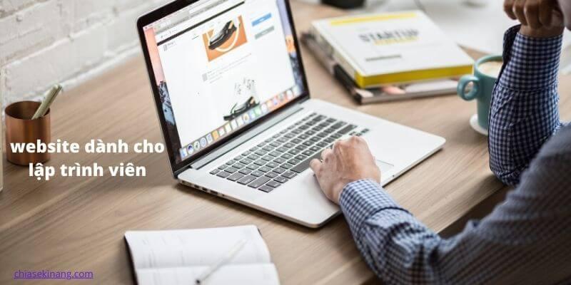 TOP những website mà bất cứ lập trình viên nào cũng cần biết tới