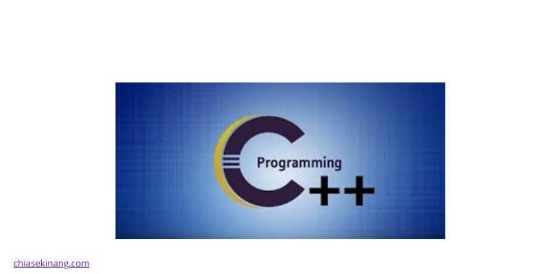 ngôn ngữ c++
