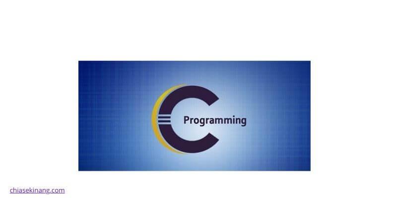 Ngôn ngữ C là gì