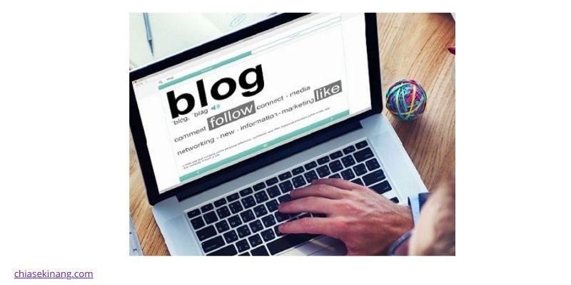 tạo blog chạy chiến dịch accesstrade