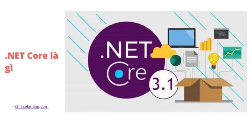 .net core là gì