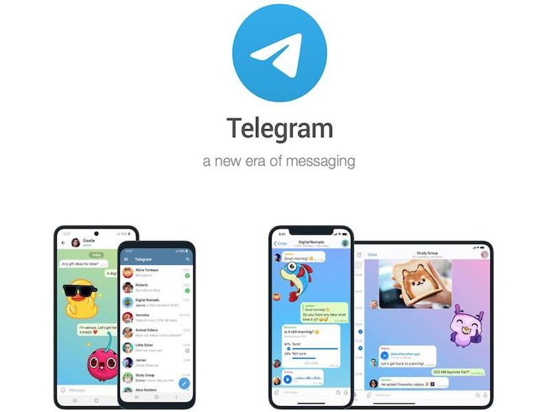 ưu điểm của telegram