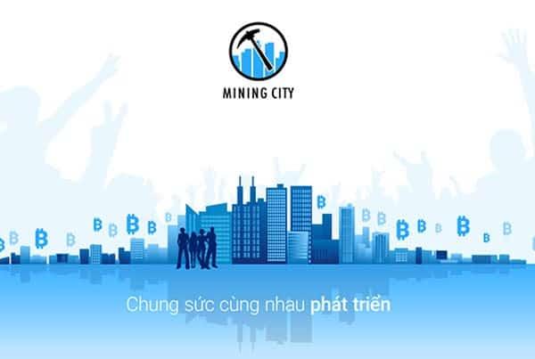 Dự án Mining City