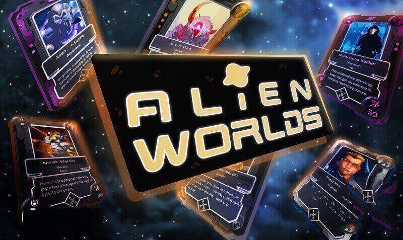 game alien worlds