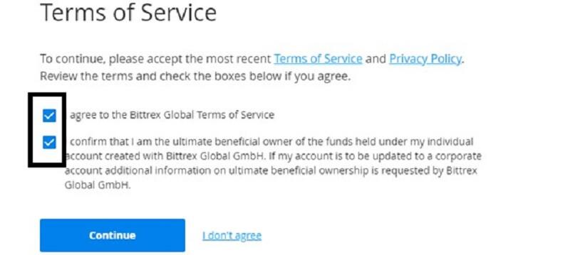 đăng ký tài khoản bước 3