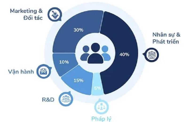 Kế hoạch sử dụng vốn ROI Token